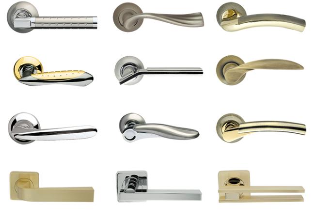дверные ручки для межкомнатных дверей проверенные варианты