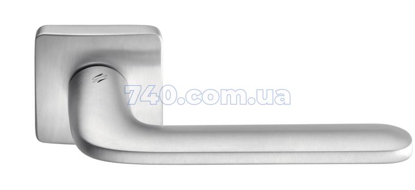 Дверные ручки Colombo Design Roboquattro S матовый хром., 40-0033568, Матовый хром, Дверные ручки